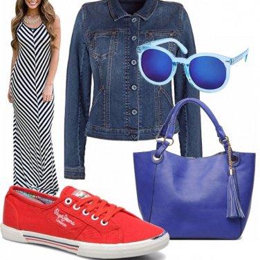 outfit-osare-con-il-rosso-e-il-blu