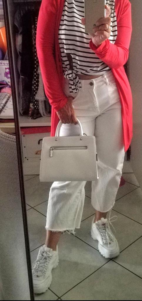 borsa bianca